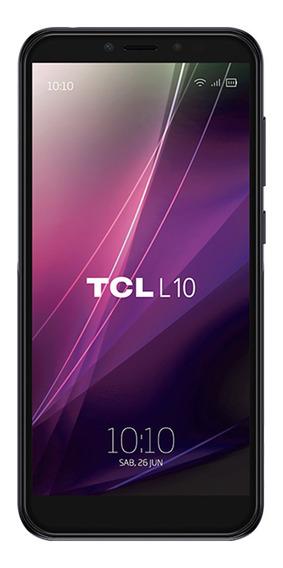 Celular L10 Tcl Negro