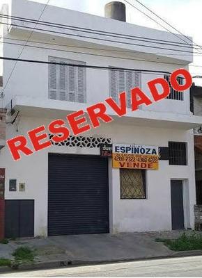 Oportunidad!!! Reservado!!!! 2 Deptos + Galpón Al Fte.-