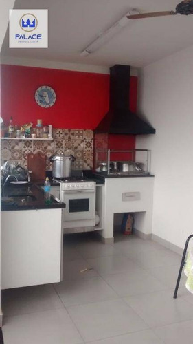 Casa À Venda, 90 M² Por R$ 250.000,00 - Nova América - Piracicaba/sp - Ca0307