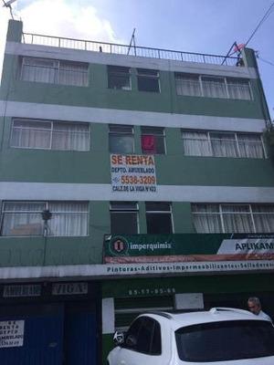 Edificio 18 Departamentos En Venta Iztacalco