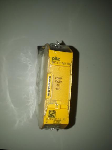 Relé De Segurança Pnoz M Ef Multi Link 772120