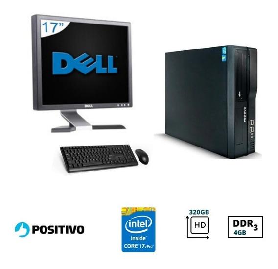 Kit Desktop Positivo Master D550 Core I7