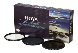 Hoya 67mm Digital Kit De Filtrosxr