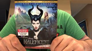 Blu-ray 4k --- Maleficent