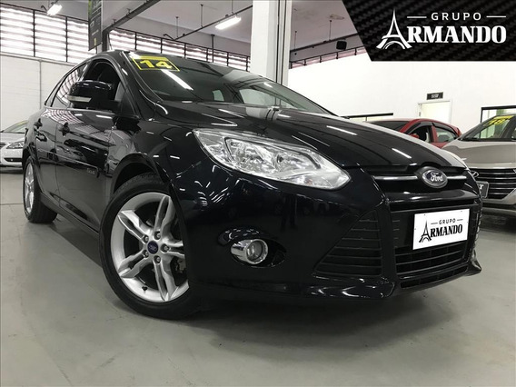Focus 2.0 Se Sedan 16v Flex 4p Powershift