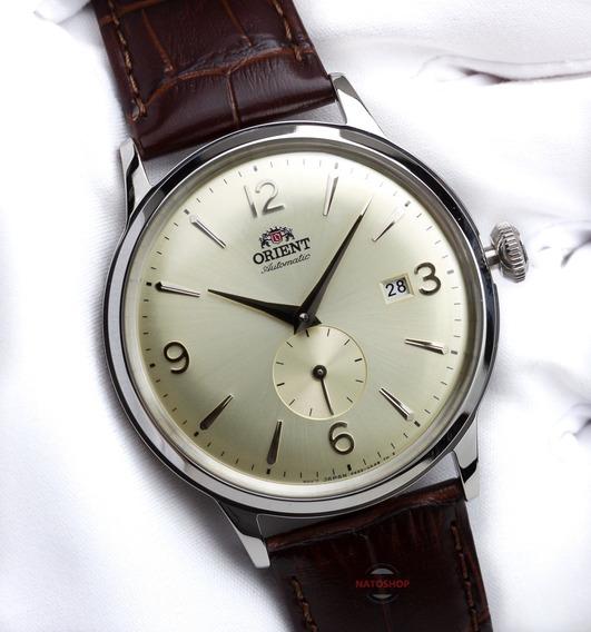 Relógio Orient Bambino Automático Champagne