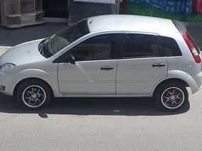 Ford Fiesta Superchanger
