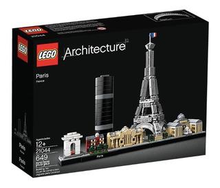 Lego Architecture Paris Francia 21044 Tienda Oficial