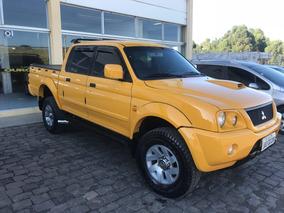 Mitsubishi L200 2.5 Sport Hpe Cab. Dupla 4x4 4p 141hp 2005