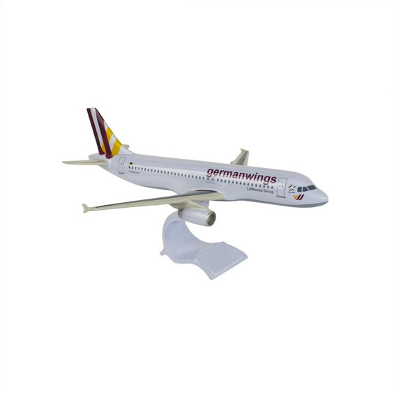 Maquete Airbus A320 - German Wings