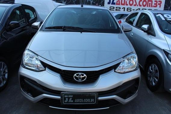Toyota Etios X 1.3 Automático - Sem Entrada 60x 1.129,00