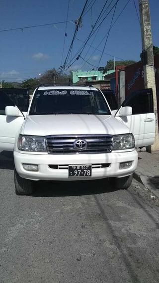 Toyota Lang Cruise Modernas