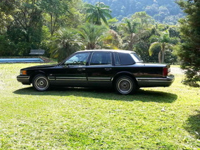 Lincoln Town Car 1992 (não Cadillac Landau Mercedes)