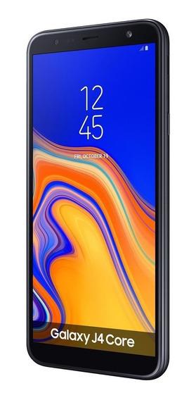 Smartphone Samsung Galaxy J4 Core 16gb Tela 6 Cam 8mp -preto