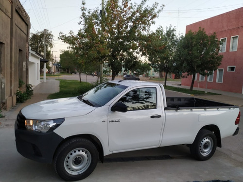 Toyota Hilux 4x2 2018 Cabina Simple 69200 Km