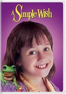 Dvd : Simple Wish (snap Case)
