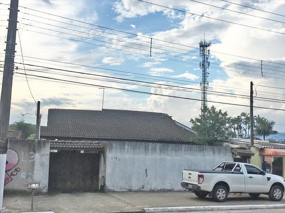 Casa Em Balneário Praia Do Pernambuco, Guarujá/sp De 150m² 3 Quartos À Venda Por R$ 550.000,00 - Ca224481