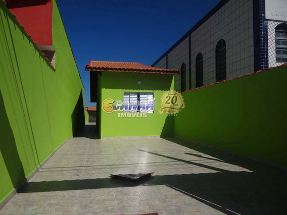 Casa Com 2 Dorms, Vila Atlântica, Mongaguá - Ref 6912 E