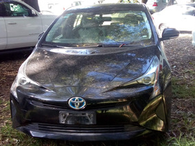 Toyota Prius 1.8 Base Cvt Hibrido 2017 Ahorra Gasolina No