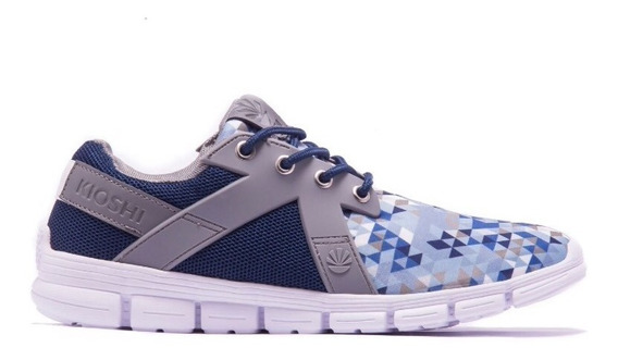 Zapatillas Kioshi Kiru Men Training Blue Prisma