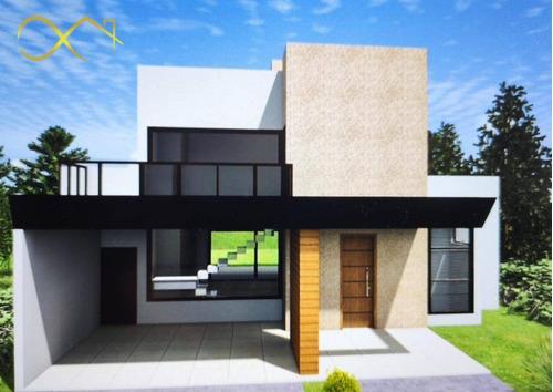 Casa À Venda, 313 M² Por R$ 1.300.000,00 - Condomínio Figueira Branca - Paulínia/sp - Ca2041