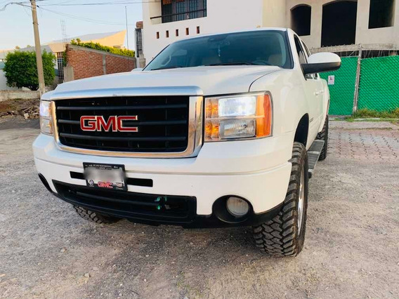 Gmc Sierra 5.3 Cabina Regular Paq B 4x4 Mt 2009