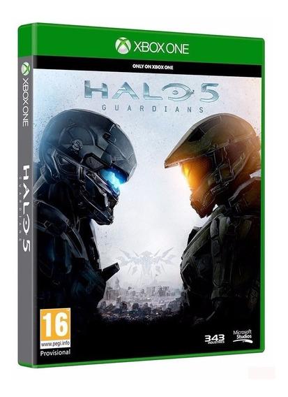 Halo 5: Guardians - Xbox One - Codigo 25 Digitos