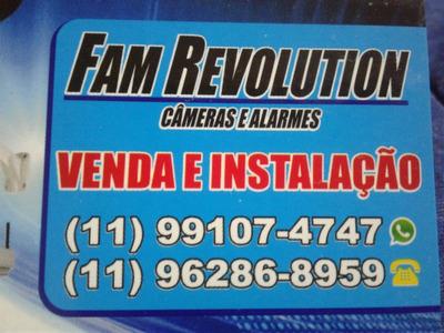 Instalação E Manutenção De Câmeras , Alarmes Cerca Elétrica,