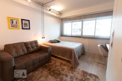 Apartamento Para Aluguel - Centro, 1 Quarto,  30 - 892986771