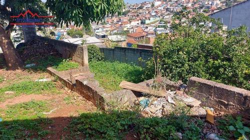 Terreno À Venda, 206 M² Por R$ 132.000,00 - Jardim Imperial - Atibaia/sp - Te1453