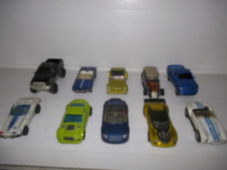 Carritos Hot Wheels Clasicos