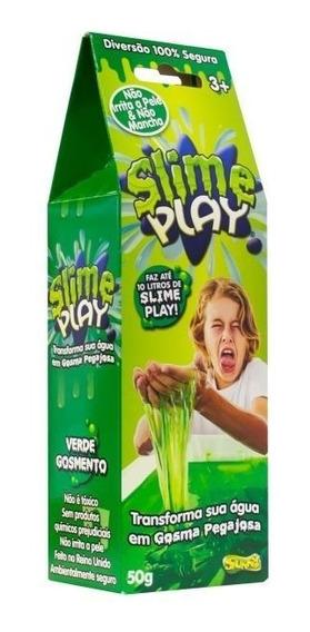 Slime Play - Sunny