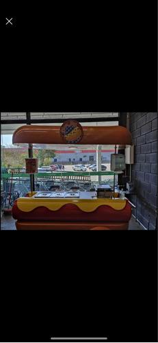 Imagem 1 de 3 de Carrinho De Hot Dog 220v