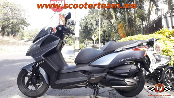 Kymco Downtown 300i Maxiscooter