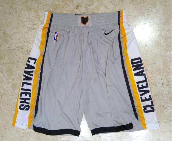 Short Cleveland Cavaliers Lebron James 23