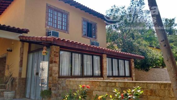 Casa Residencial À Venda, Taquara, Rio De Janeiro. - Ca0770