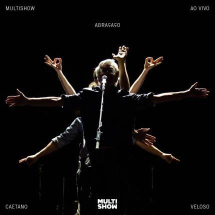 Caetano Veloso Abracaco Multishow Cd Nuevo Original