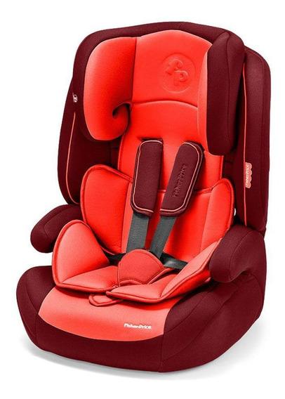 Cadeira Para Auto Iconic 9 A 36 Kg Vermelho - Fisher Price