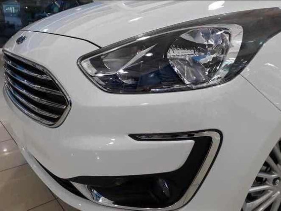 Ford Ka 1.5 Titanium Flex Aut. 5p 2019