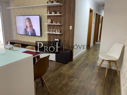 Imagem 1 de 15 de Apartamento Para Venda Em São Caetano Do Sul, Nova Gerty, 2 Dormitórios, 1 Suíte, 2 Banheiros, 2 Vagas - Tiprmilan