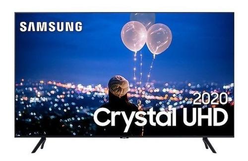 Samsung Smart Tv Crystal Uhd Tu8000 50 4k Design Sem Limites