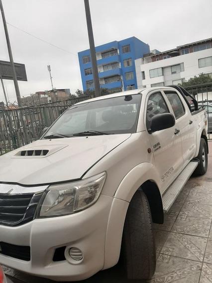 Toyota Hilux 2013 Turbo Diesel Interculer 4x4 Motor 3000