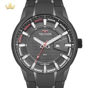 Relógio Technos Masculino 2117law/4p Com Nf