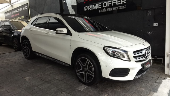 Mercedes-benz Classe Gla 2.0 Sport Turbo 4matic 2018 Kit Amg