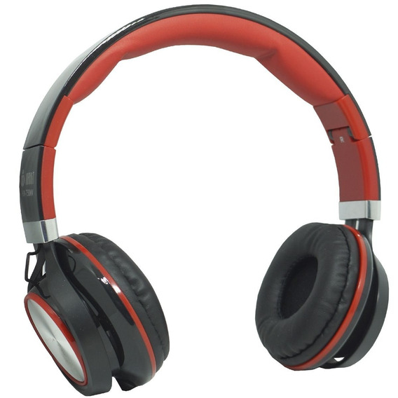 Fone Ouvido Headfone C/ Fio P2 Microfone Celular Preto Bass