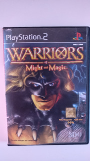 Warriors Of Might And Magic Play Station 2 Full Español