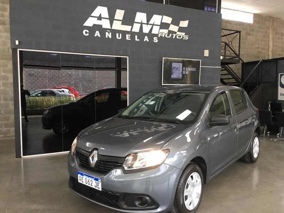 Renault Nuevo Sandero Expression 1.6 Mod 2019 0km Patentado!