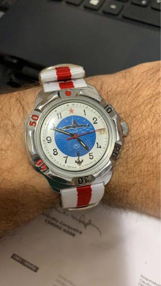 Relógio Russo Vostok