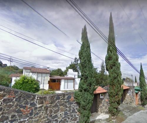 Imagen 1 de 5 de Casa En Tlalpan San Andres Totoltepec Clro*