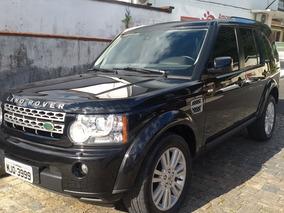 Land Rover Discovery 4 Se 4.0 Preto 2010